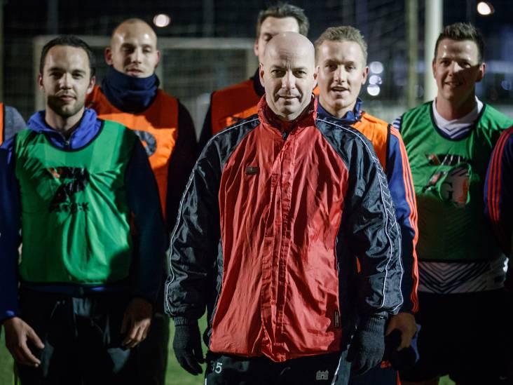 Noordhoek-trainer Van Huuksloot koestert het collectief tijdens achtervolging