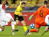 Dortmund door knappe goals Guerreiro groepswinnaar