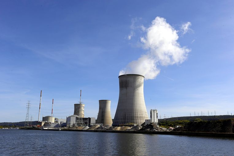 De kernreactor Tihange 2 lag al stil sinds augustus vorig jaar.
