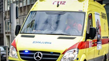 Motard (25) in kritieke toestand na ongeval