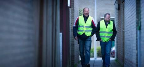 58 'buurtwachters' gaan in Osse wijk Ruwaard de straat op