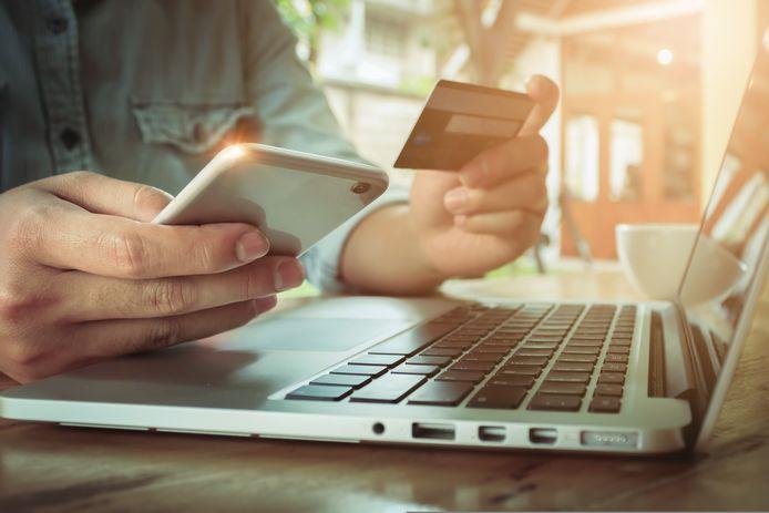 Gesjoemel met omzetbelasting bij online handel.