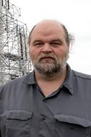 Chris Seijkens,  een van de directeuren van Paaspop.
