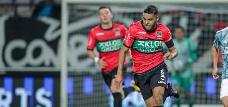 NEC'er Sellouf heeft corona en mist duel met Almere City