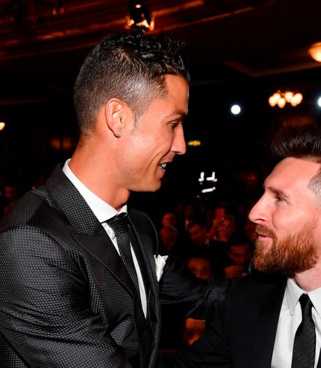 'Messi en Ronaldo mijden FIFA-gala'