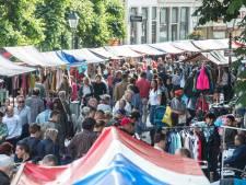 Vrijmarkt Princenhage: sommige spullen worden met de tijd weer hip