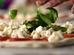 La pizza italienne préserve du cancer et de l'infarctus