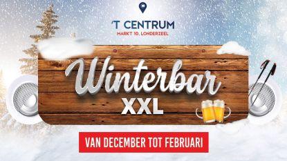 Laatste sneeuwvlokjes leggen voor opening Winterbar XXL in Londerzeel