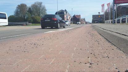 """""""Niet stad maar gewest moet fietspaden langs N8 onderhouden"""""""