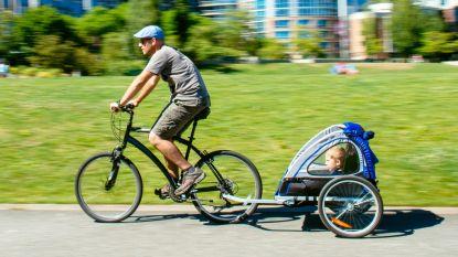 Na het ongeval in Nederland: wat is nu de veiligste manier om je kinderen per fiets te vervoeren?