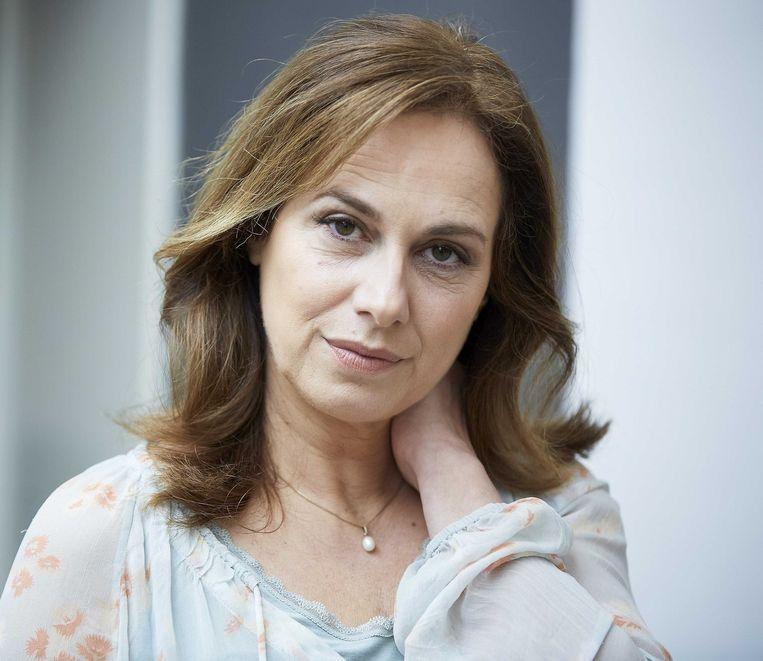 Margreet Spijker (ook ex-RTL Nieuws) presenteert niet langer WNL op Zondag. Zij presenteert voor WNL een nieuw seizoen van Opiniemakers. Beeld anp