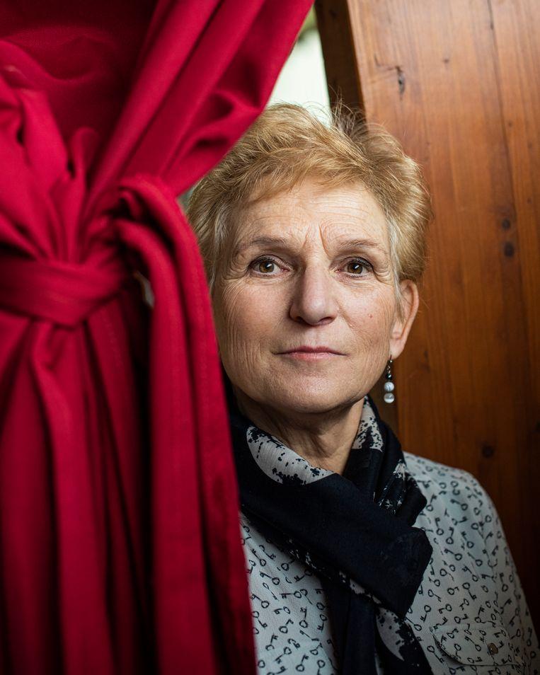Burgemeester Evelyne Girardin Beeld Bart Koetsier