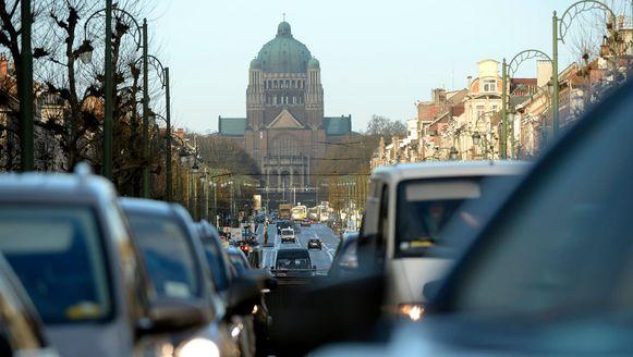 Taxidienst Heetch zou illegale ritten aanbieden.