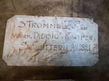 Kamper trommels van tweehonderd jaar oud dankzij Kampenaren Stieneke en Leo in ere hersteld