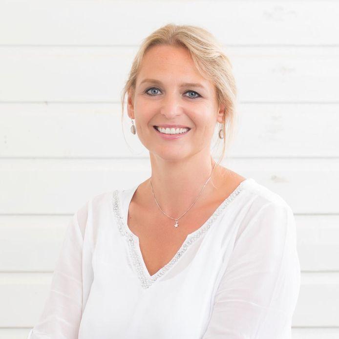 Mondhygiëniste Lisette van der Harst-de Kraa.