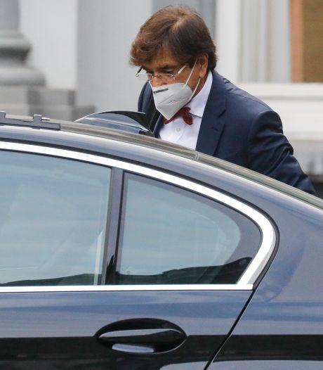 "Elio Di Rupo: ""Pas illégitime que le PS demande le 16, rue de la Loi"""