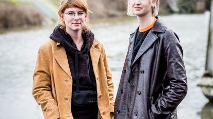 """Katoo en Ines maken lockdown-portretten: """"Met Raamvertellingen documenteren we de veranderde wereld"""""""