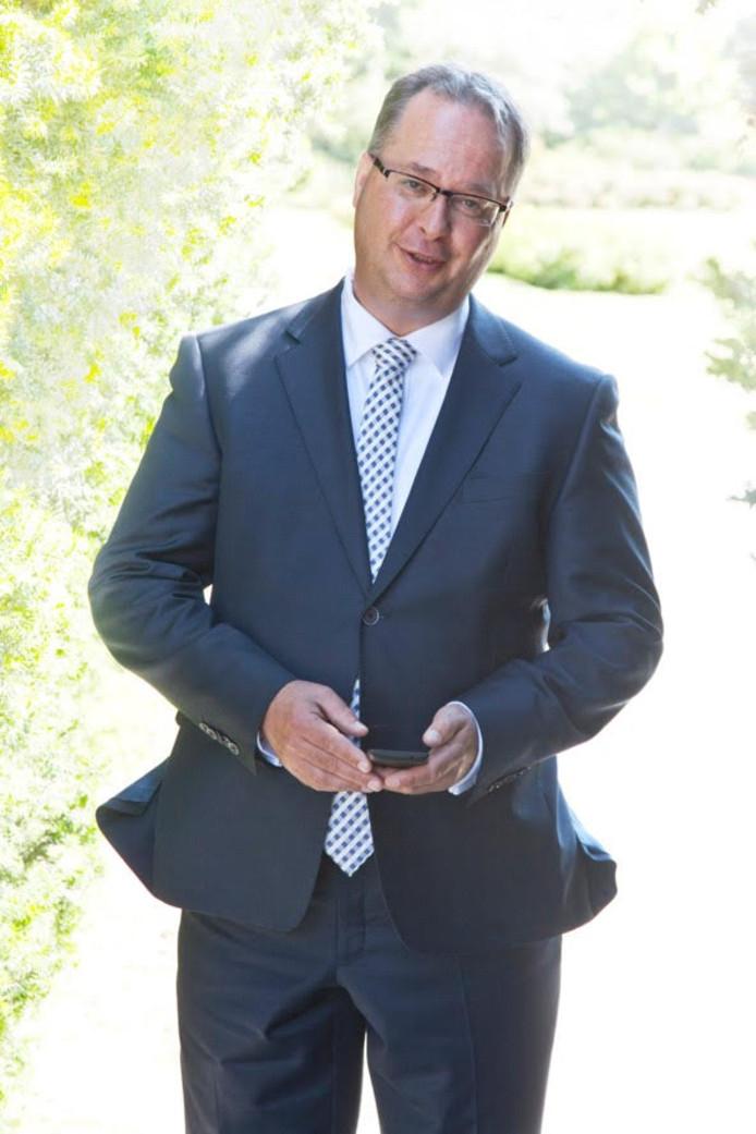 Hagenaar Han Weber (52, D66) wordt de nieuwe burgemeester van Zuidplas.