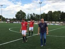 Nivo Sparta faalt vanaf de stip na slijtageslag en blijft tweedeklasser, tranen bij Willem Looijen