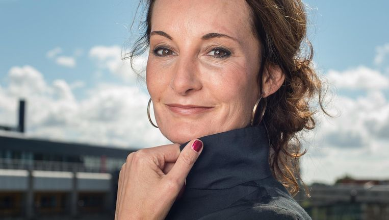 Esther van Fenema: 'Je moet met psychische klachten omgaan zoals je ook met suikerziekte of rugklachten omgaat' Beeld Mats van Soolingen