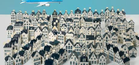 Hoeveel KLM-huisjes heb jij thuis staan?