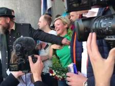 Rechtszaak blokkeerfriezen ontaardt in Friese demonstratie