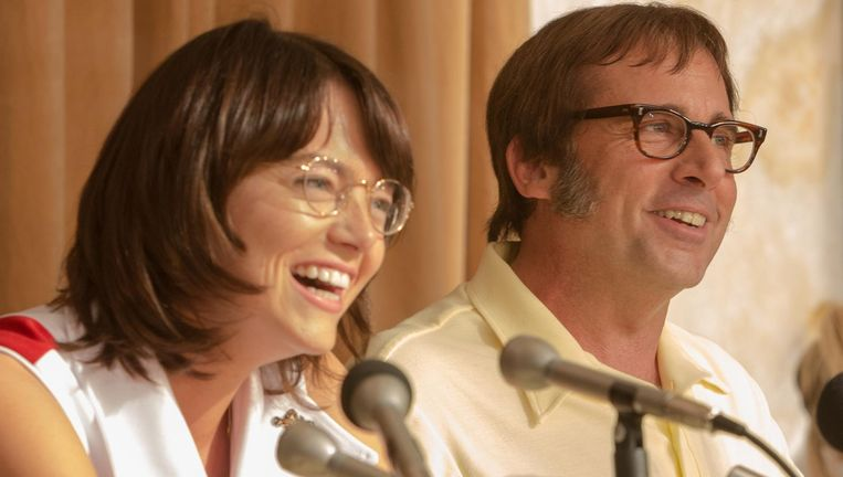 The Battle of the Sexes. Beeld