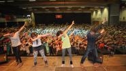 1.300 leerlingen breken wereldrecord dabben