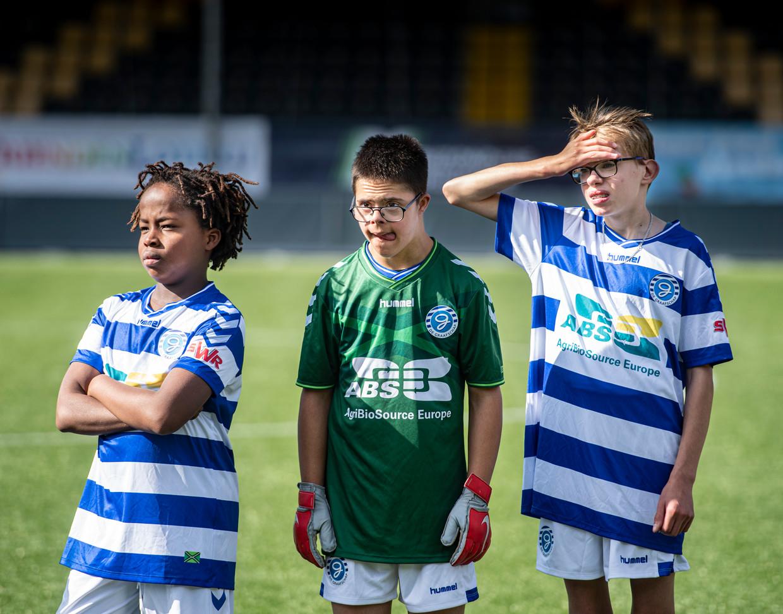 Start van de Bijzondere Eredivisie in Venlo