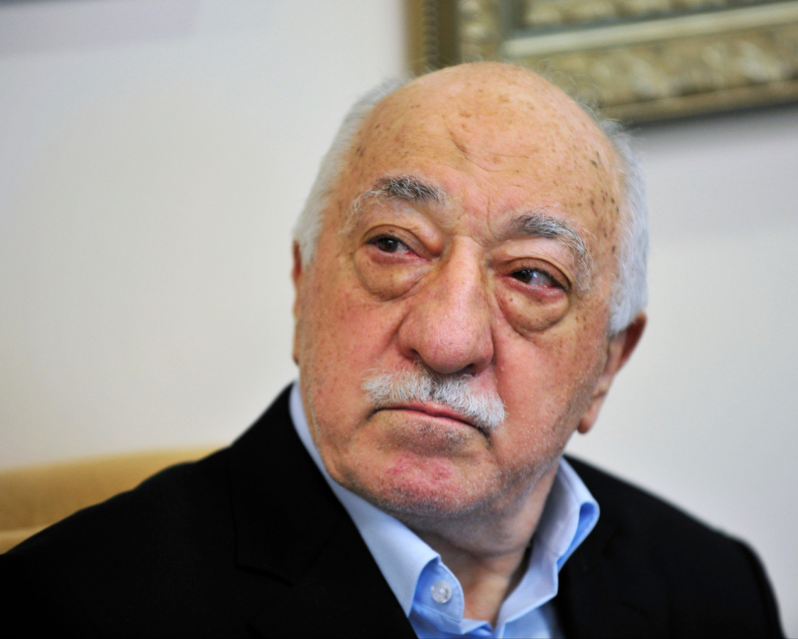 Moslimgeestelijke Fethullah Gulen