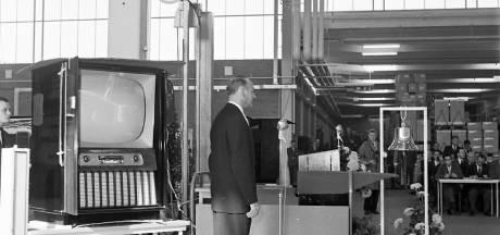 Wie werkte er eind jaren vijftig op het Philips Expeditiecentrum in Acht?