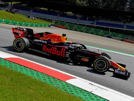 LIVE | Pérez op softs nipt sneller dan Verstappen