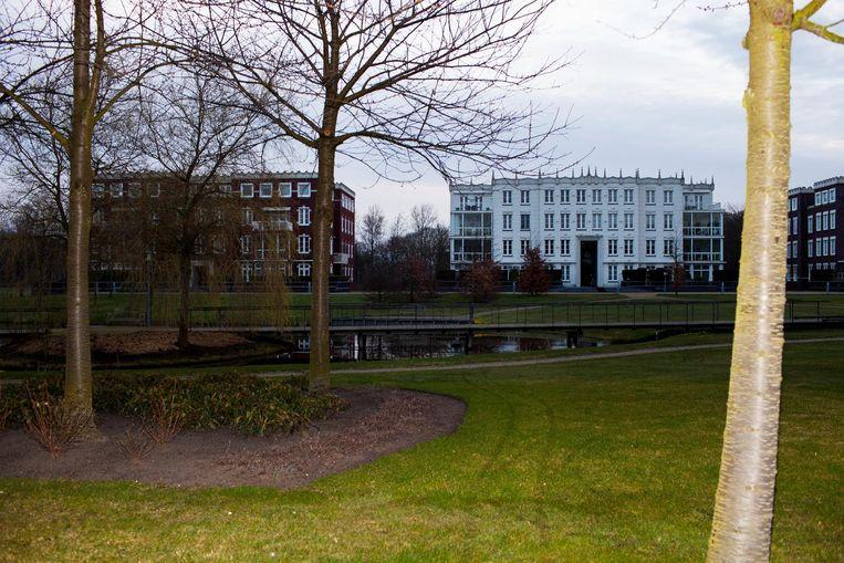 Seniorenresidentie Van Ommerenpark in Wassenaar. Beeld Renate Beense