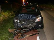 Bestuurder rijdt door na ongeval Wouwse Plantage