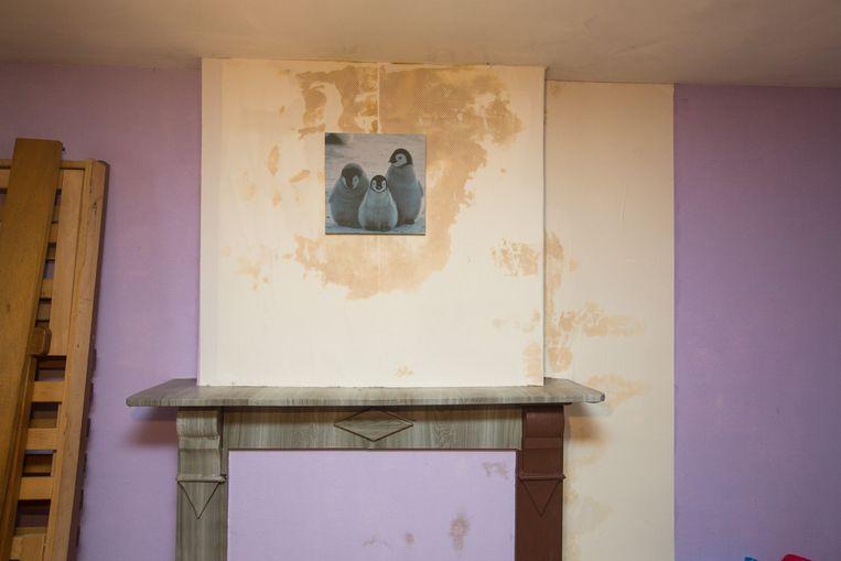Wendy Mignolet huurde een huis in Hoepertingen. Na een zware strom waarbij het dak was afgewaaid is er heel veel schade aan het huis. De eigenaar heeft het nooit laten maken.