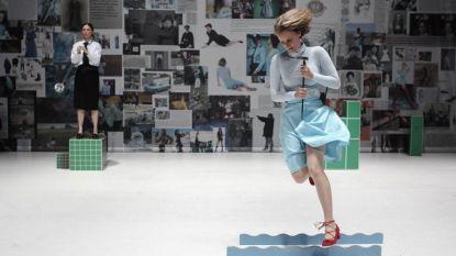 Duo buren speelt 'Blue Skies Forever' op Theater Aan Zee