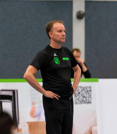 Lycurgus is 'een maat te groot' voor volleyballers SSS