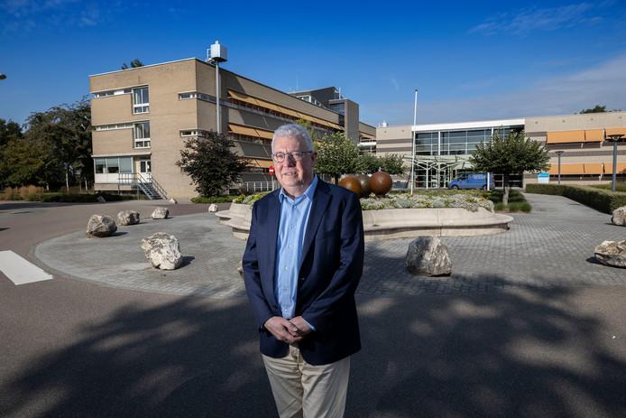 Prof. dr. Dirk Pevernagie: 'Slaap is een complex gebeuren binnen de hersenen'.