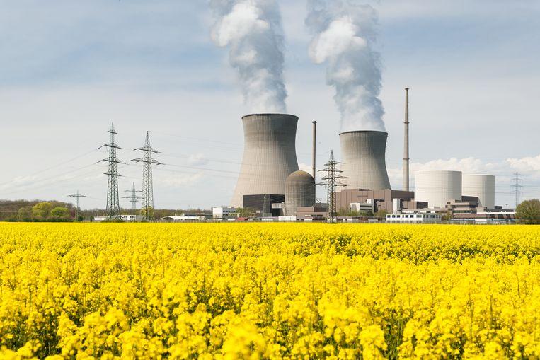 Kernreactor B van Gundremmingen, Duitsland, zal vandaag sluiten.