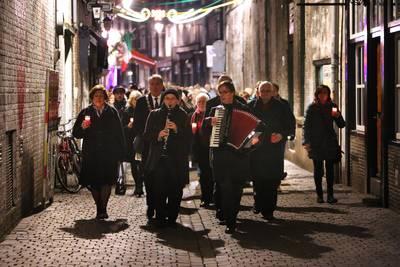 Job Cohen spreekt op herdenking Kristallnacht in Breda