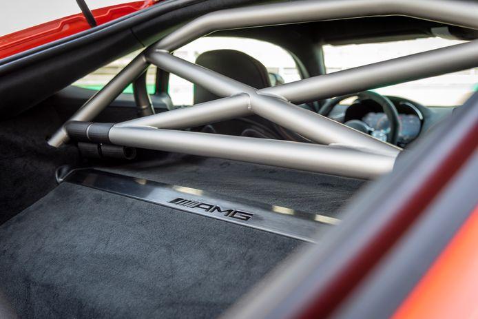 AMG GT Black Series: