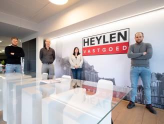 """Heylen Vastgoed neemt intrek in ruimer pand langs de ring: """"Voelen nu al positief effect van onze verhuis"""""""