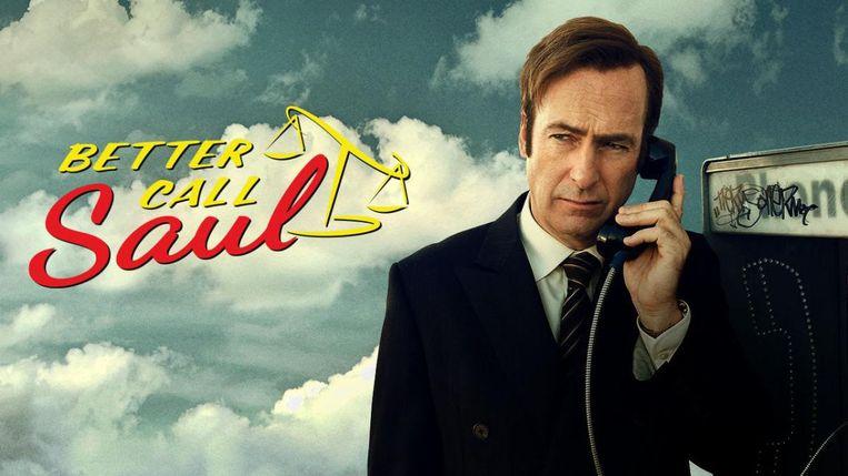 Bob Odenkirk vertolkt de rol van Jimmy McGill in 'Better Call Saul'