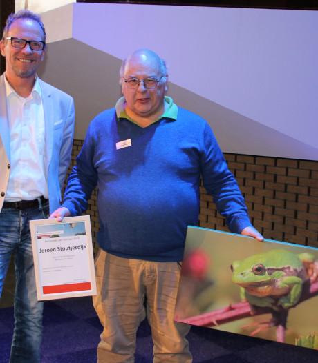 Stoutjesdijk Brabants 'natuurbeheerder van het jaar'