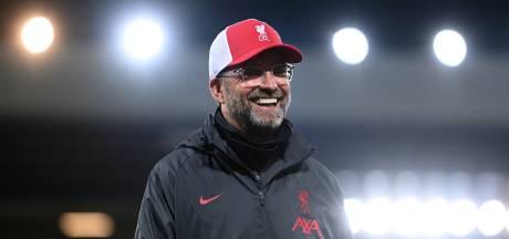 Klopp wil bondscoach van Duitsland worden: 'Maar nu nog geen tijd'