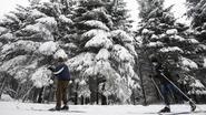 Skiër zwaargewond in Oostkantons