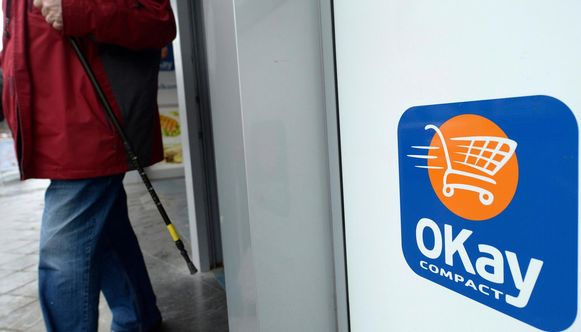 Le premier magasin Okay Compact a ouvert en 2015.