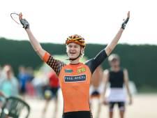 Skeeleraar De Gier Nederlands kampioen puntenkoers
