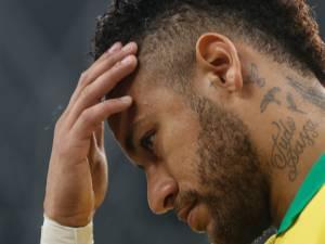 Nouvelle tuile pour Neymar