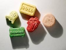 Woning Zuid gesloten na vondst 500 mdma-pillen